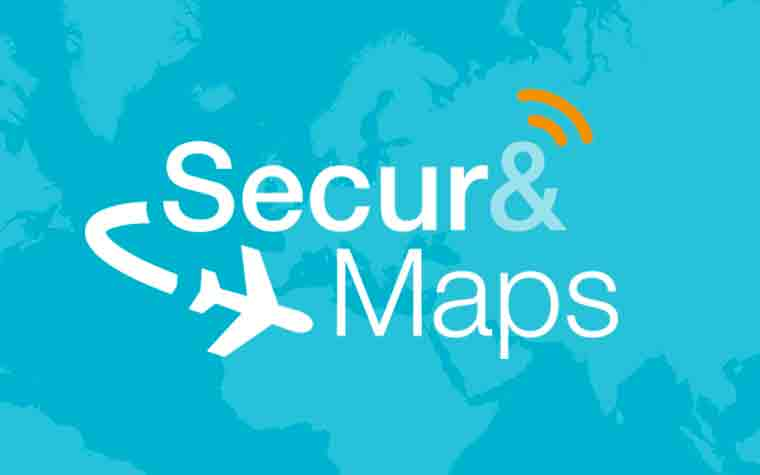 secure and maps