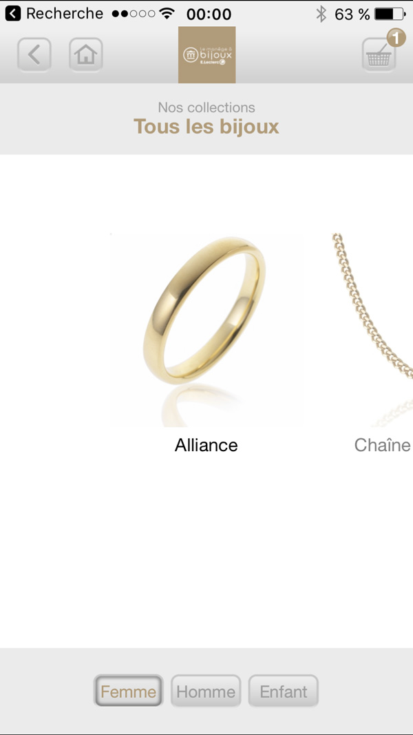 facilite de paiement manege a bijoux